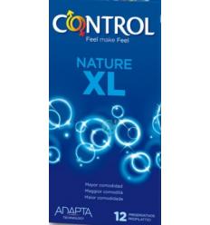 PRESERVATIVOS CONTROL ADAPTA XL 12 UNDS