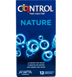 PRESERVATIVOS CONTROL NATURE 12UNDS