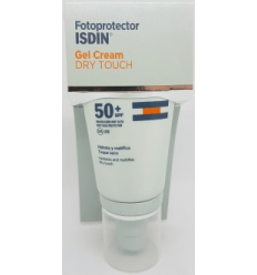 FOTOPROTECTOR ISDIN SPF-50+ GEL-CREMA DRY TOUCH 50 ML