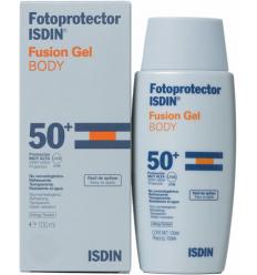 FOTOP. ISDIN 50+ FUSION FLUID BODY 100 ML