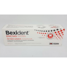 BEXIDENT ENCIAS GEL GINGIVAL ROJO 50ML