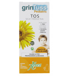 GRINTUSS JARABE PEDIATRIC 180 G