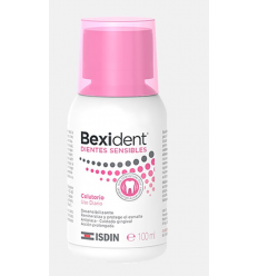 BEXIDENT SMILE&GO DIENTES SENSIBLES COLUTORIO 100 ML