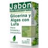 JABON GLICERINA Y ALGAS CON LUFA 100 G