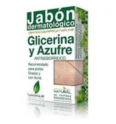 JABON GLICERINA AZUFRE 100 G