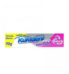 KUKIDENT COMPLETE CLASICO T. AHORRO 70 GR