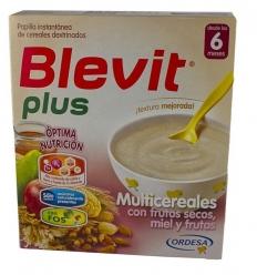 BLEVIT PLUS MULTIC.+ FRUTOS SECOS 600