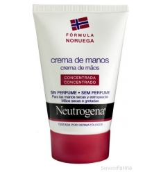 NEUTROGENA CREMA MANOS S/PERFUME 50 ML