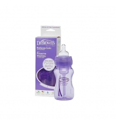 BIBERON BA DR BROWN´S MORADO 240 ML