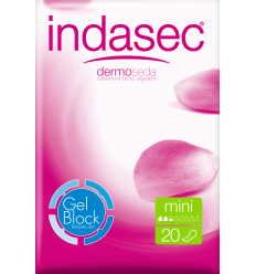 INDASEC MINI 20 UNID. 80 ML.